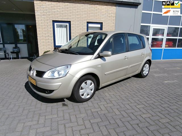 Renault Scénic 1.6-16V Business Line AIRCO- CRUISE CONTROL - TREKHAAK - APK 13.02.2020