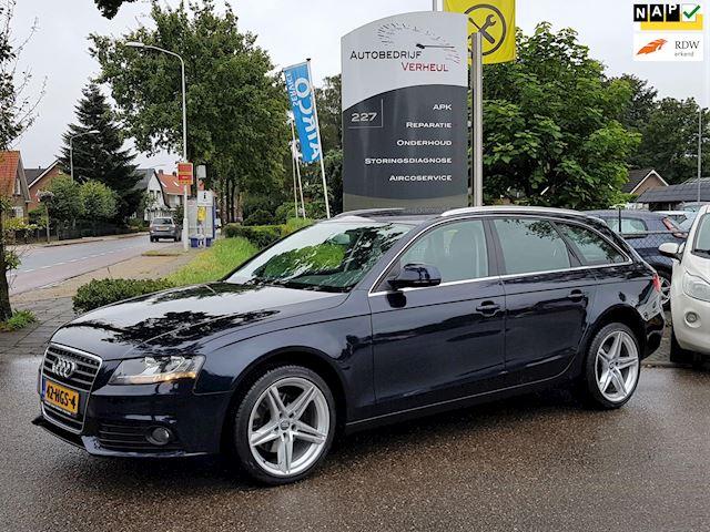 Audi A4 Avant 2.0 TDI Pro Line Business Navi Trekhaak Parkeersensor Airco Cruise Boekjes Nap
