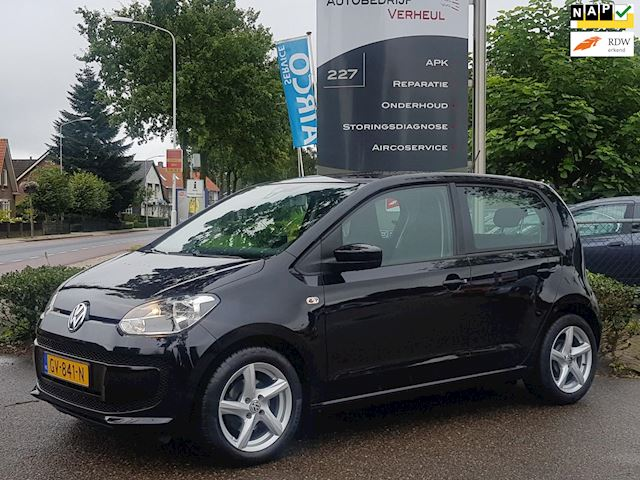 Volkswagen Up! 1.0 move up! BlueMotion 5 Drs Navi Airco Boekjes Dealer auto Nap