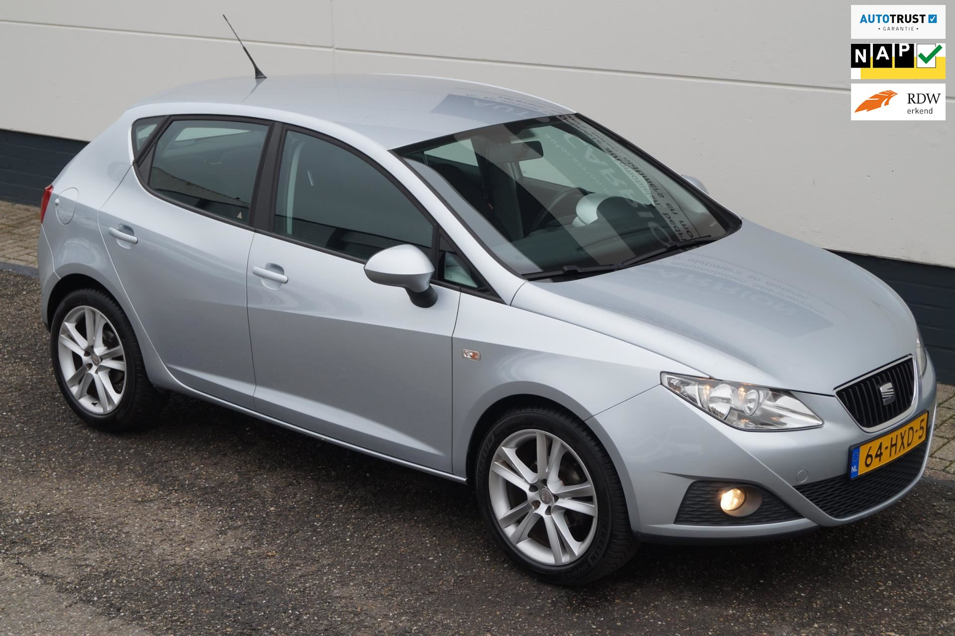 Seat Ibiza occasion - CARRION