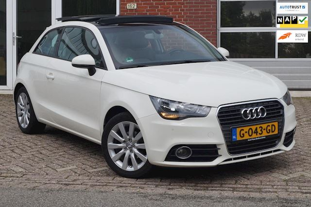 Audi A1 1.2 TFSI Attraction PANORAMA*AIRCO*ELEK PAKKET*CRUISE*LM VELGEN