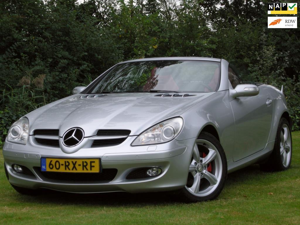 Mercedes-Benz SLK-klasse occasion - Autobedrijf Jan Wisse