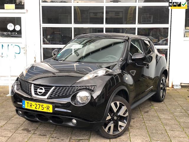 Nissan Juke 1.6 Connect Edition (bj 2014) Navi Camera