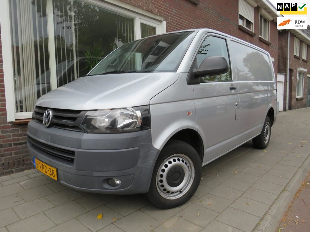 Volkswagen Transporter occasion - Behamo