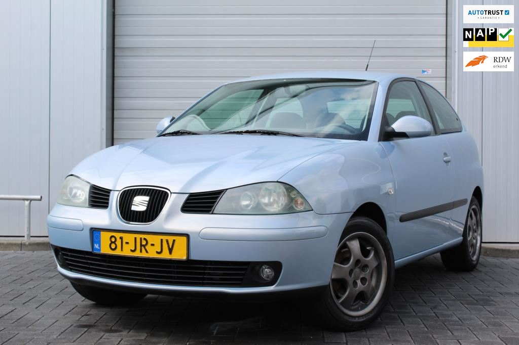Seat Ibiza occasion - DUMO Automotive