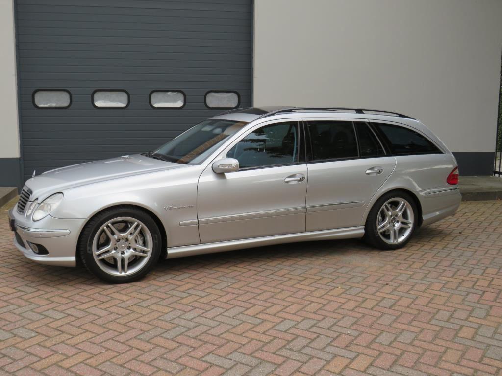 Mercedes-Benz E-klasse Combi occasion - Fijter Exclusive Trading