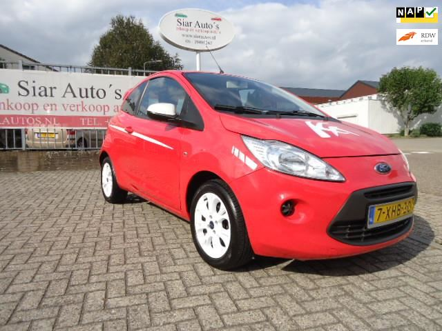 Ford Ka occasion - Siar Auto's