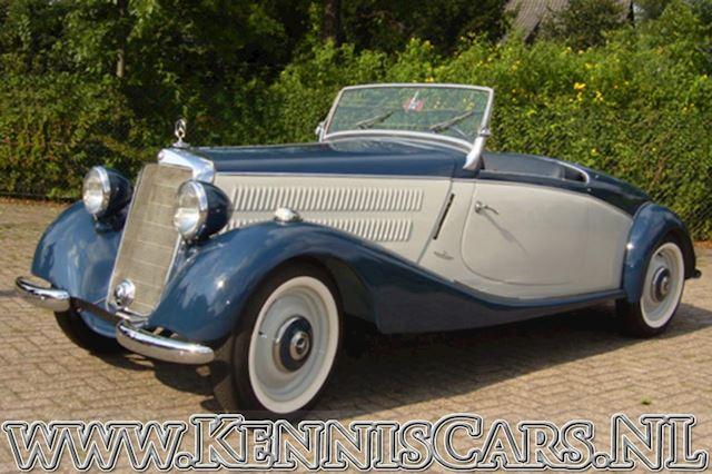 Mercedes-Benz 1936 170 VA occasion - KennisCars.nl