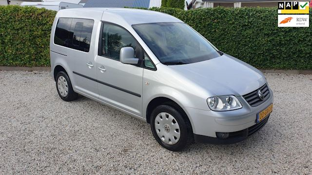 Volkswagen Caddy 1.6 Optive Comfort 5p. Airco