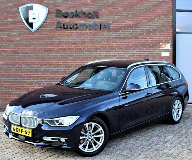 BMW 3-serie Touring 320i Modern Line Radar Adaptive-Cruise Leder Vol opties 2013