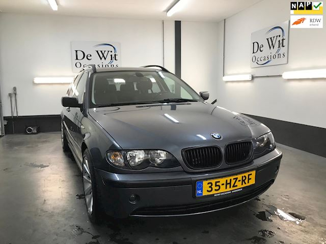 BMW 3-serie Touring 318i Executive in ZEER NETTE STAAT !! incl. NWE APK /GARANTIE !!