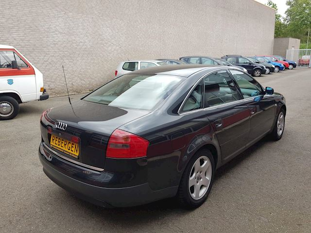 Audi A6 2.4 5V Advance Youngtimer in nieuwstaat