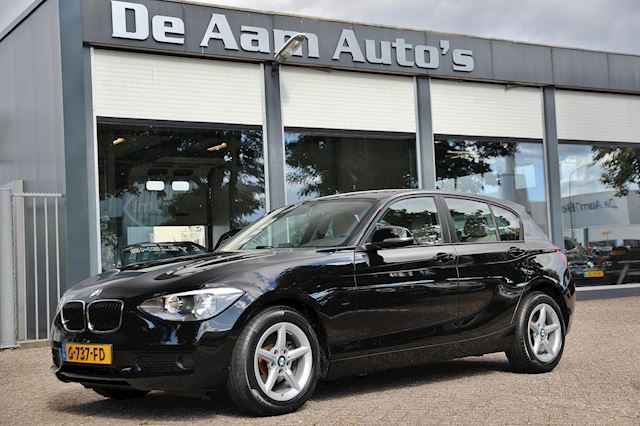 BMW 1-serie 116i Business Automaat Navi