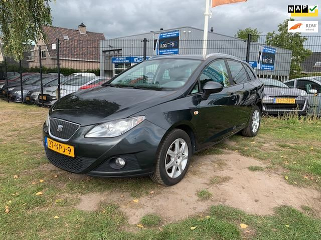 Seat Ibiza ST occasion - RJO Automotive