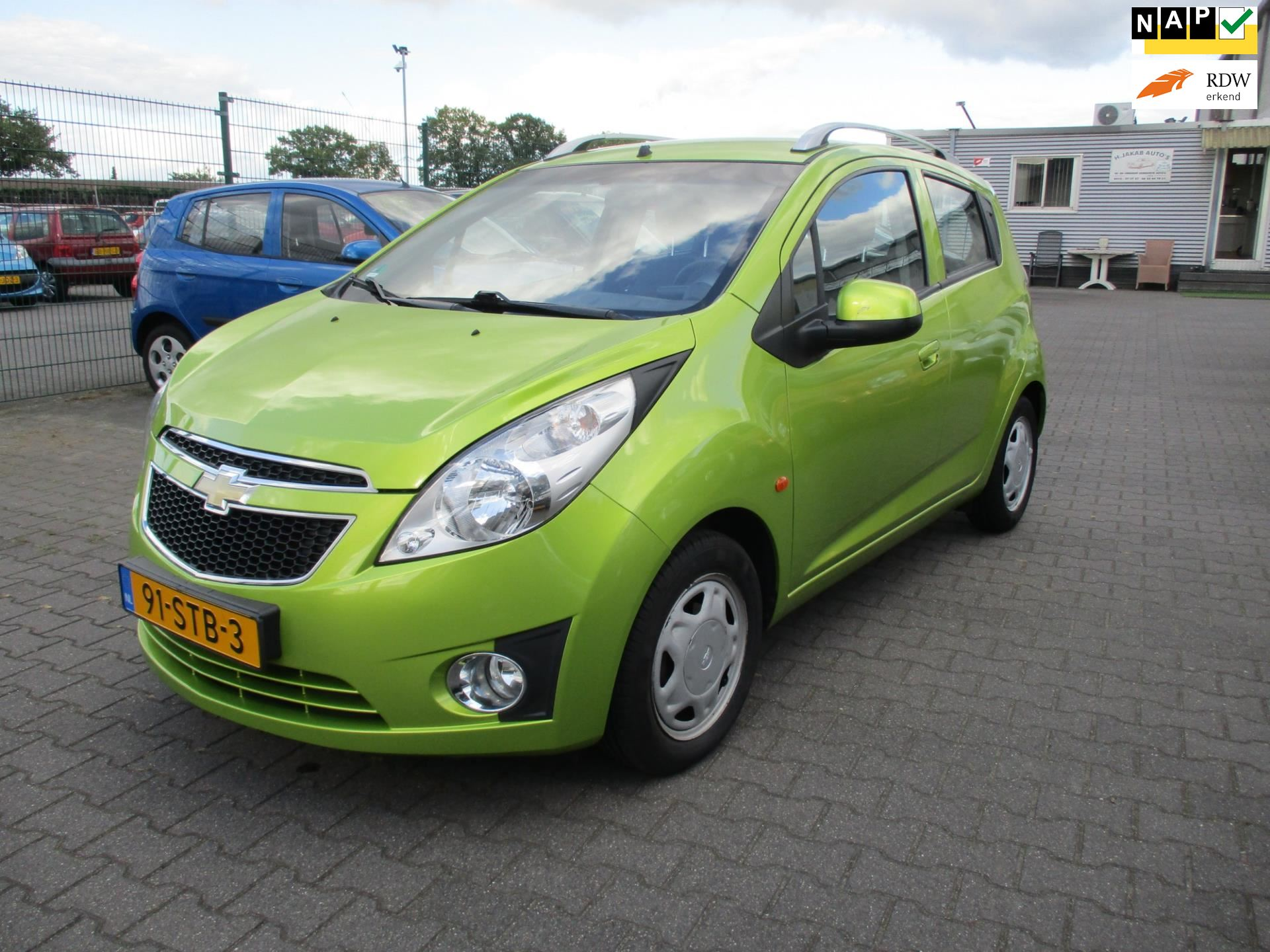 Chevrolet Spark occasion - Harry Jakab Auto's