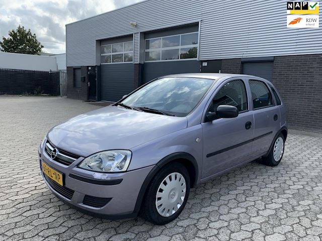Opel Corsa occasion - City Cars Breda