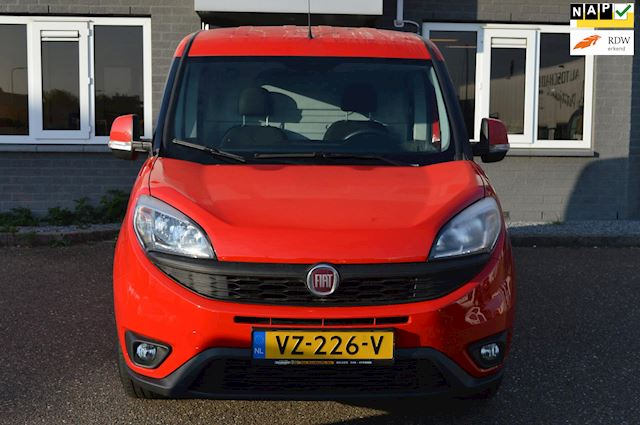 Fiat Doblò Cargo 1.3 MJ L2H1 Maxi SX Navi,Airco,Garantie,Rijklaar