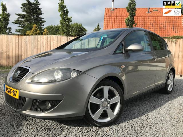 Seat Altea 2.0 TDI Sport-up , Airco, APK, Trekhaak, Leer, stoelvw