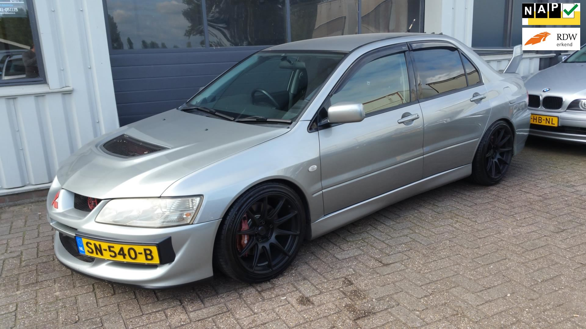Mitsubishi LANCER EVO VII occasion - RW-Automotive