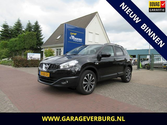 Nissan Qashqai 1.6 TechView (Navigatie,Panoramadak,Cruise,Camera 360)