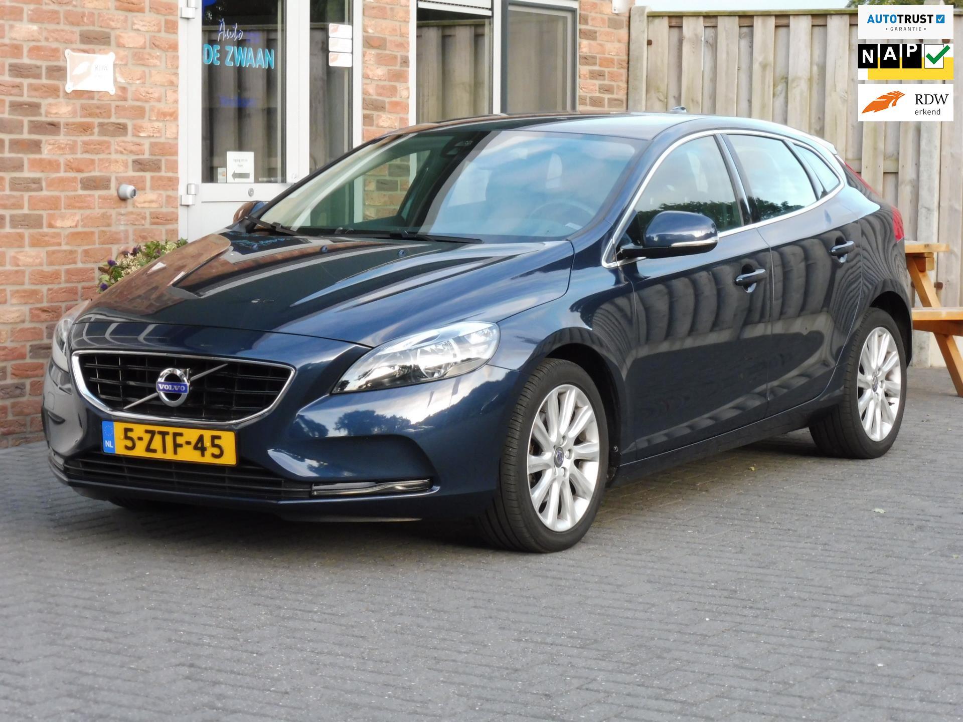 Volvo V40 occasion - Auto de Zwaan