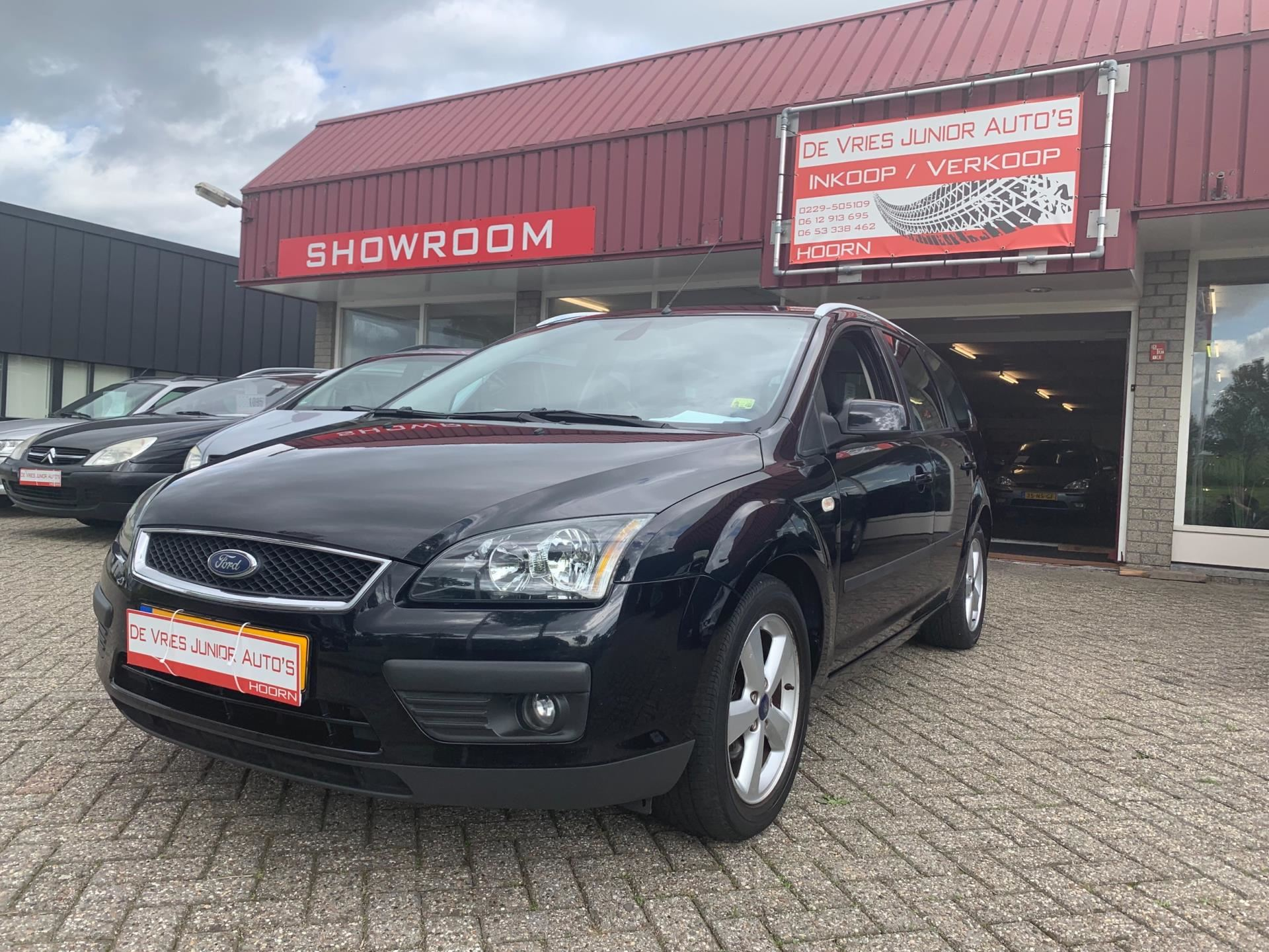 Ford Focus Wagon occasion - De Vries Junior Auto's