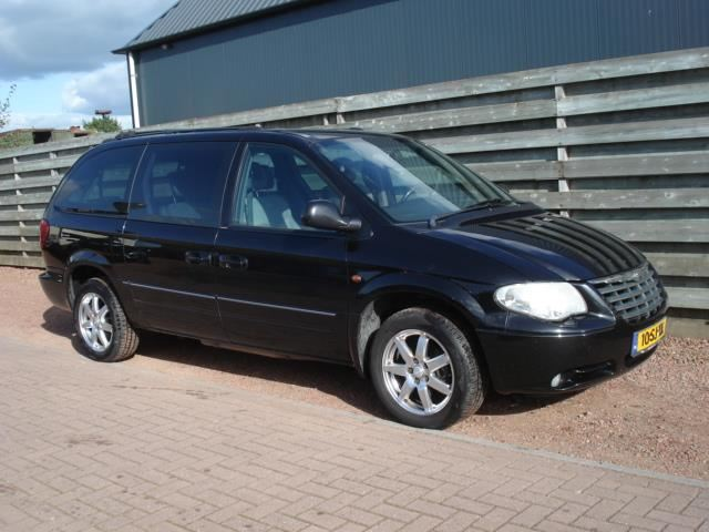 Chrysler Grand Voyager occasion - HDM Auto's