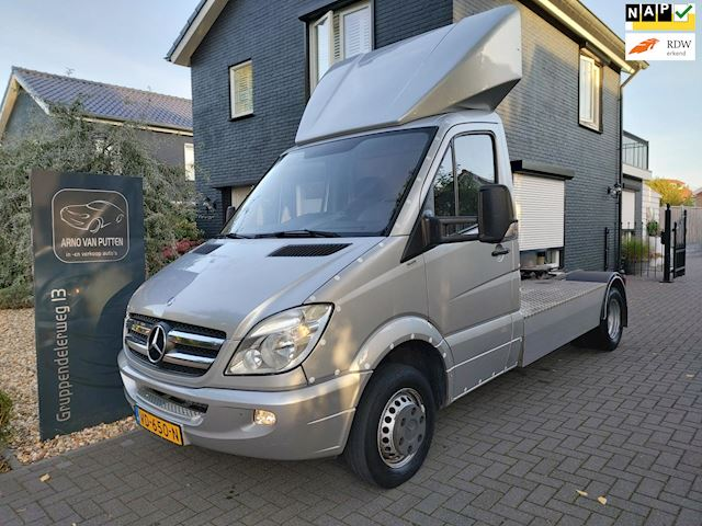 Mercedes Sprinter 519 CDI 2013 BE Trekker