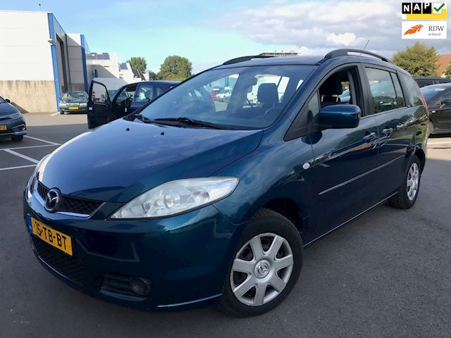 Mazda 5 1.8 Touring 7 PERSOONS ! AIRCO HOGE INSTAP NAP