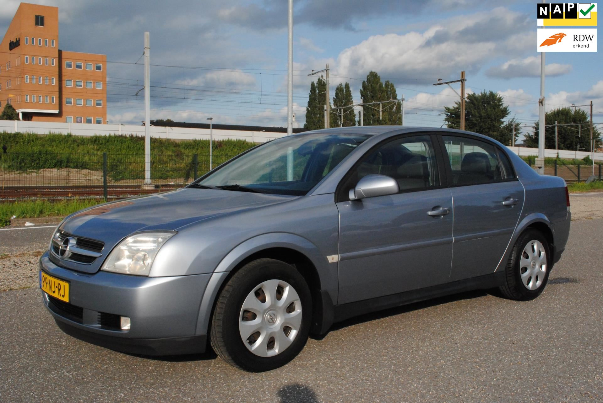 Opel Vectra occasion - Brilliant Auto