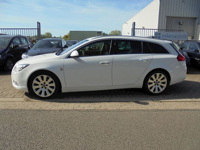 Opel Insignia Sports Tourer 1.6 T Cosmo , OPC Line, Vol opties