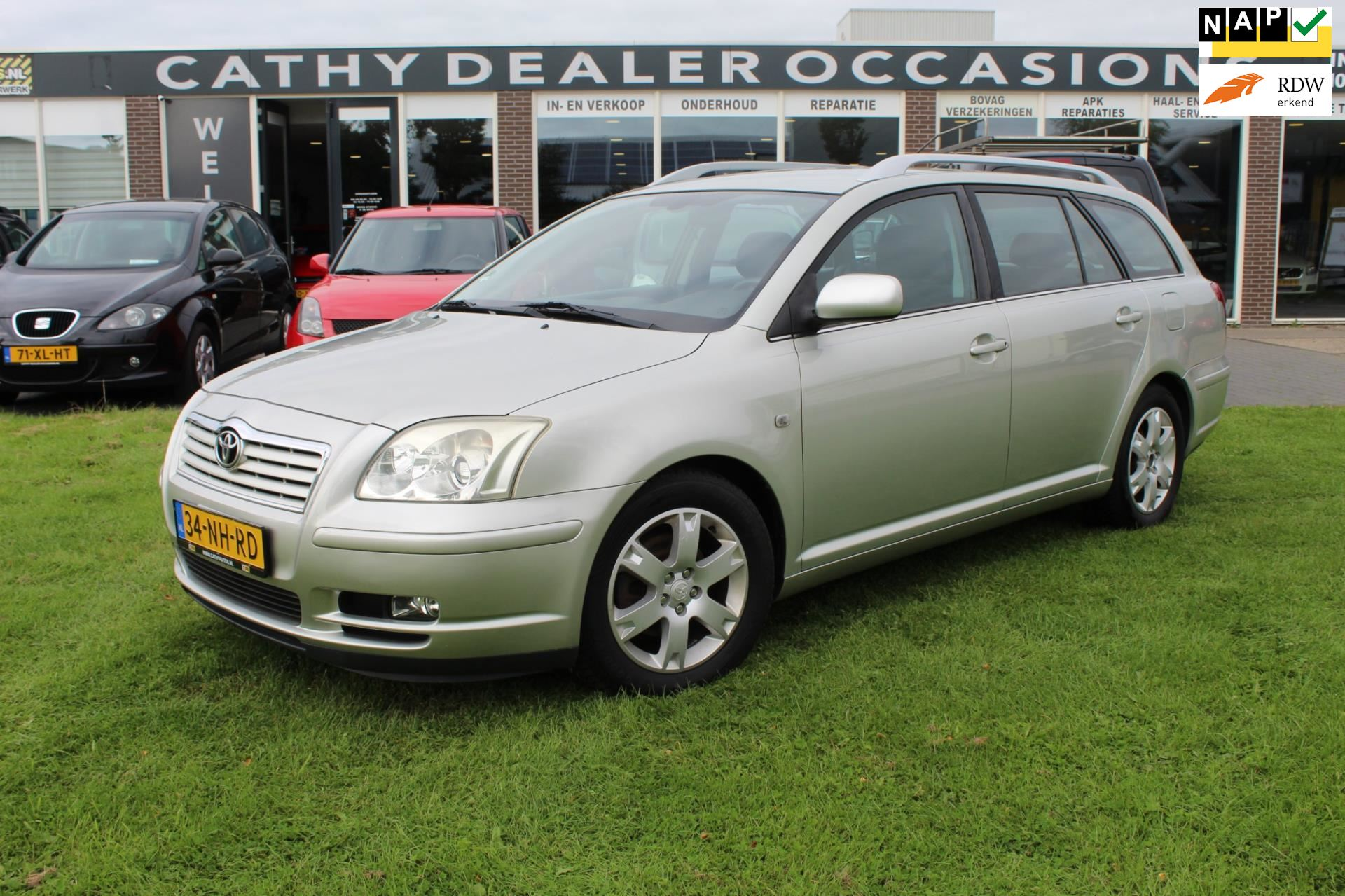Toyota Avensis Wagon occasion - Cathy Dealer Occasions