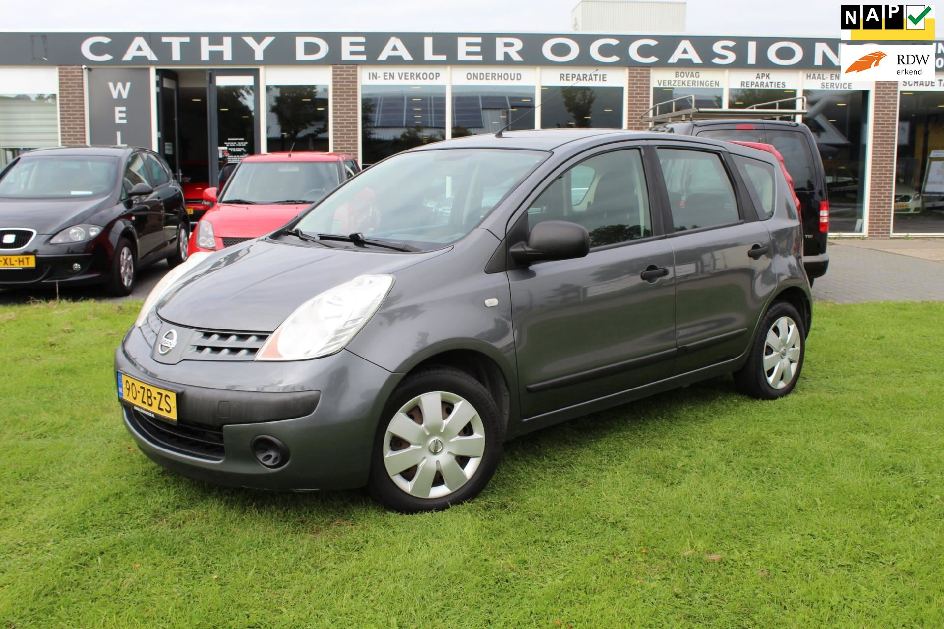 Nissan Note occasion - Cathy Dealer Occasions