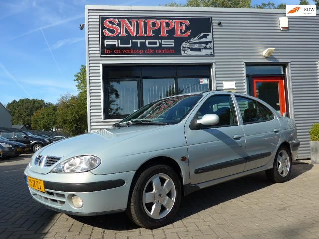 Renault Mégane occasion - Auto Snippe