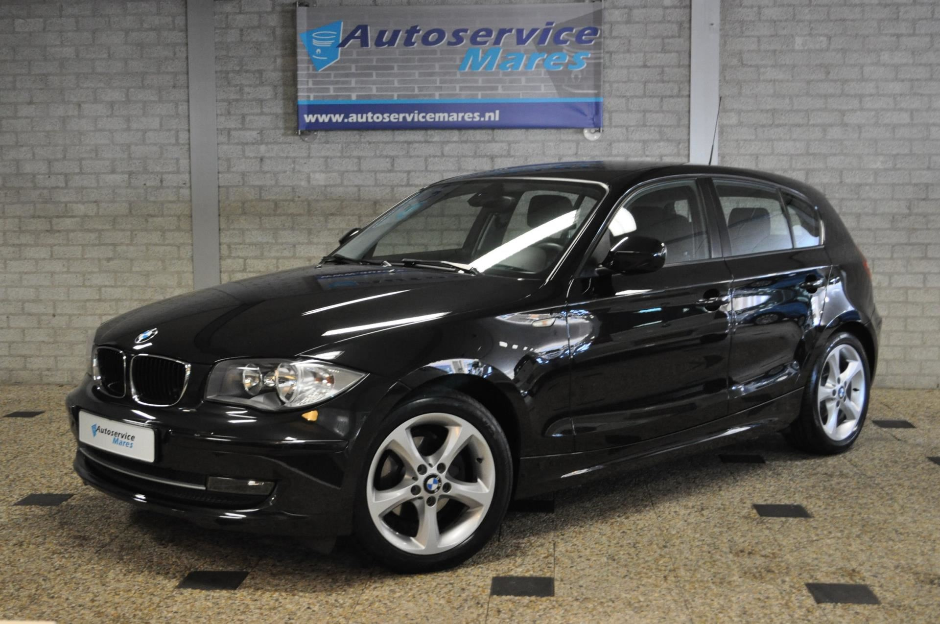 BMW 1-serie occasion - Autoservice Mares