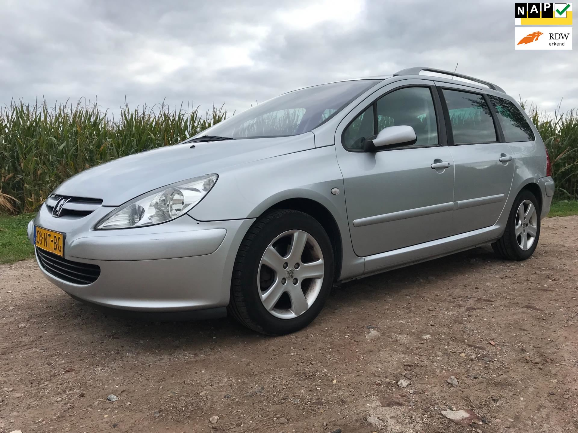 Peugeot 307 SW occasion - Second-Cars