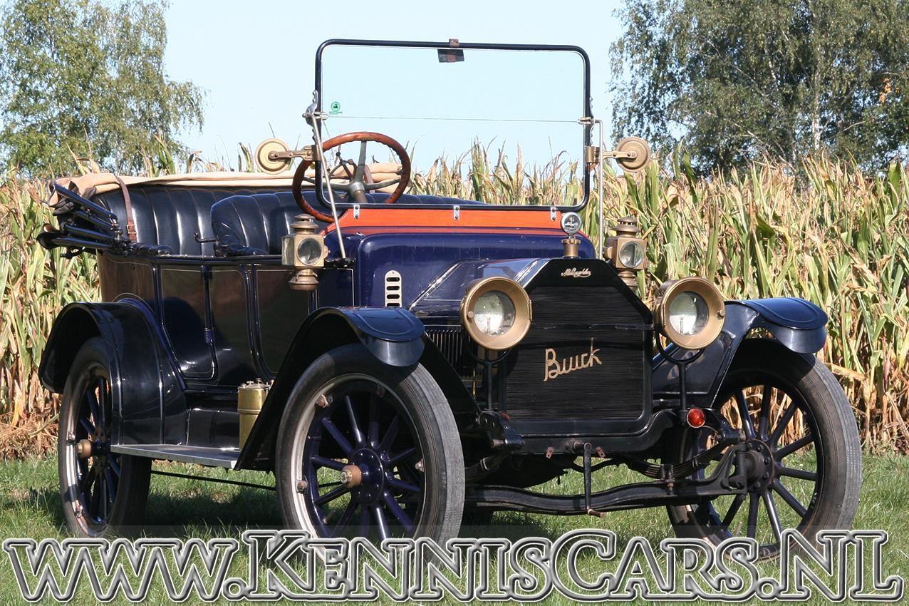 Buick 1912 McLaughlin Pheaton occasion - KennisCars.nl