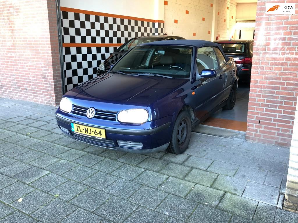 Volkswagen Golf Cabriolet occasion - AcerCars