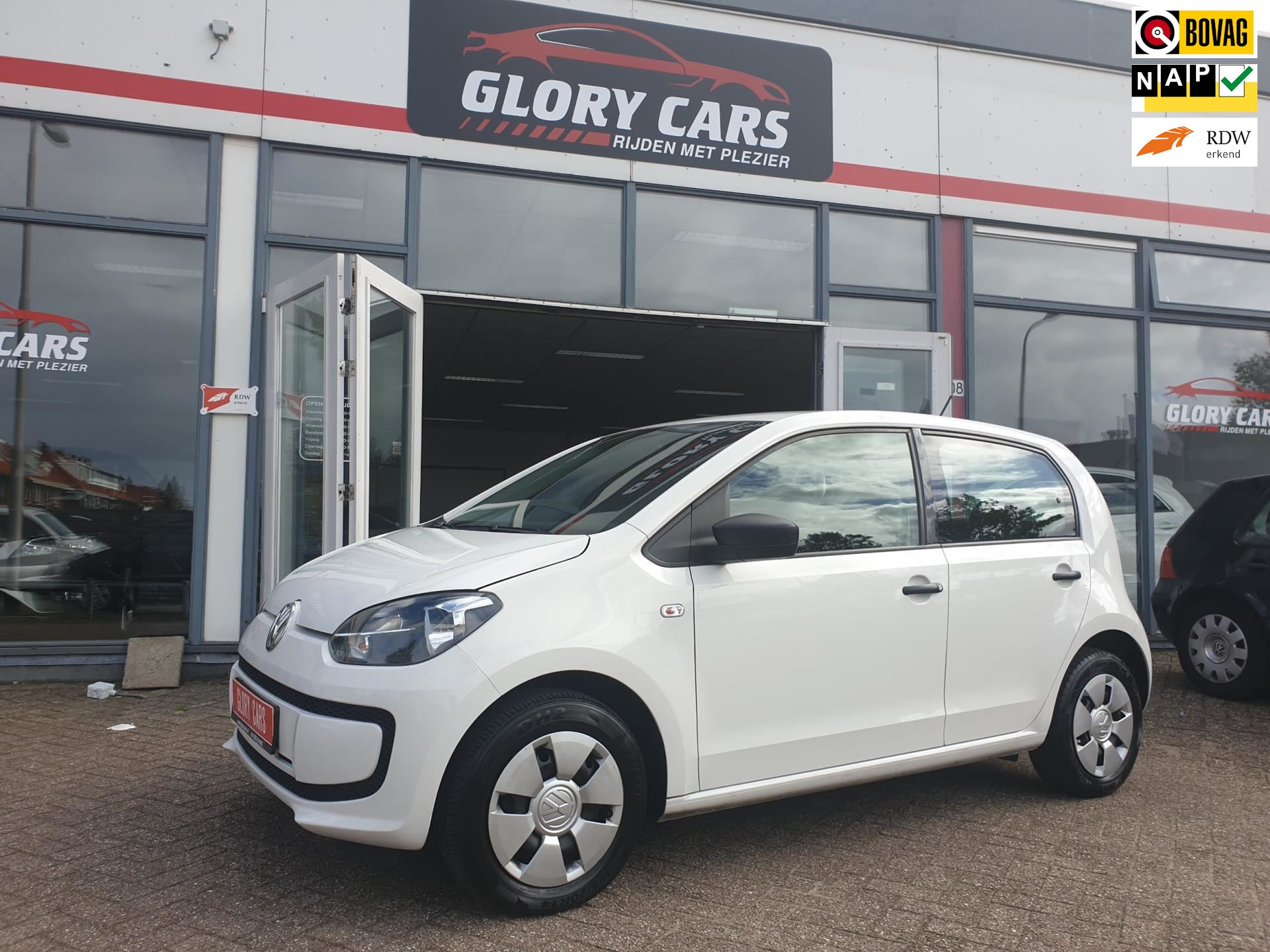 Volkswagen Up occasion - Glory Cars