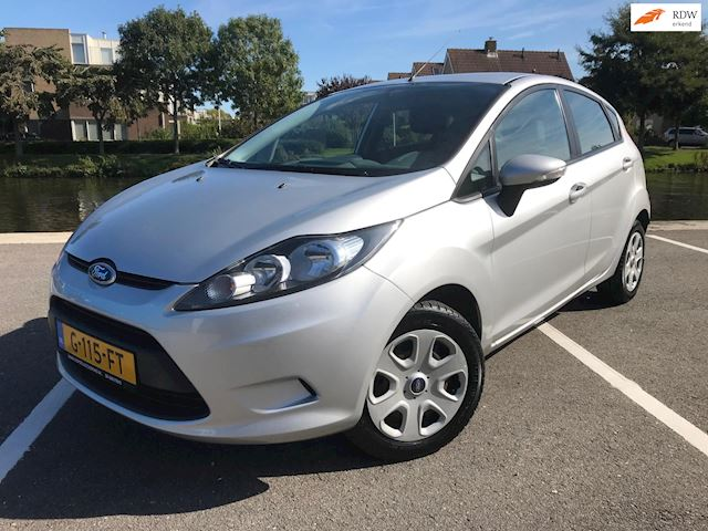 Ford Fiesta 1.25 Trend AIRCO 5DRS 82 PK LAGE KM.STAND