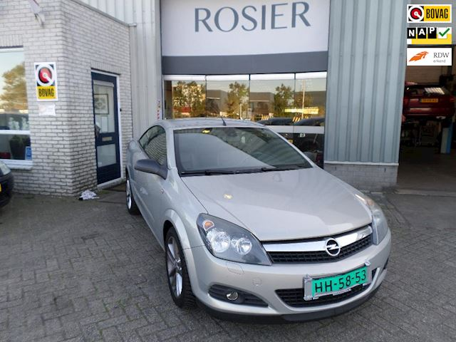 Opel Astra 1.8 Executive Cabriolet
