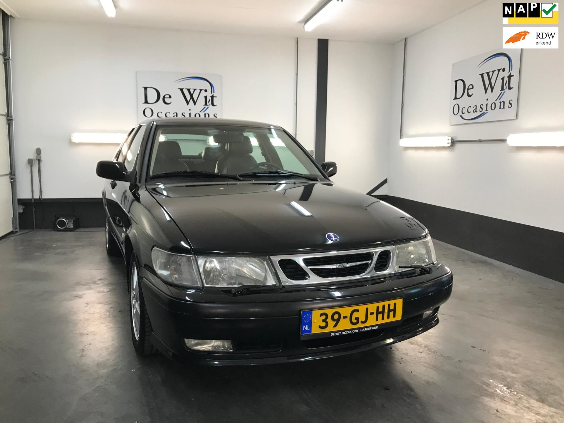 Saab 9-3 occasion - De Wit Occasions