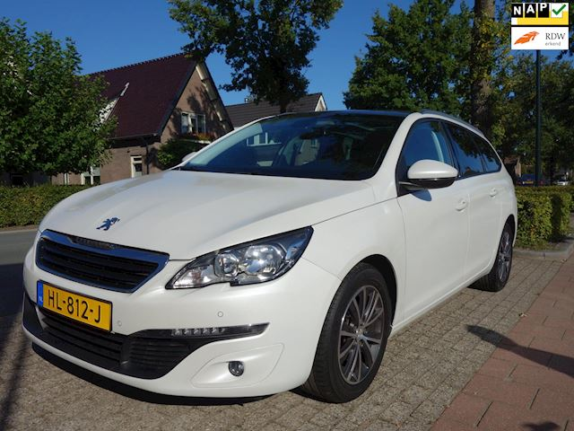 Peugeot 308 SW 1.6 BlueHDI Blue Lease Executive Pack PANO/LED/NAP