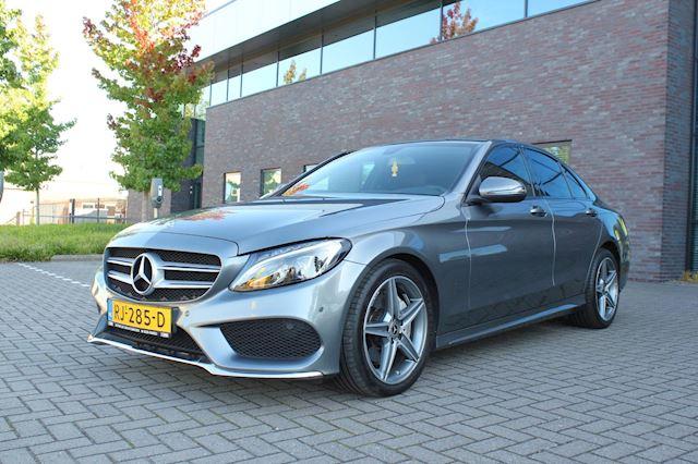 Mercedes-Benz C-klasse 200 CDI Business Solution Plus Upgrade Edition