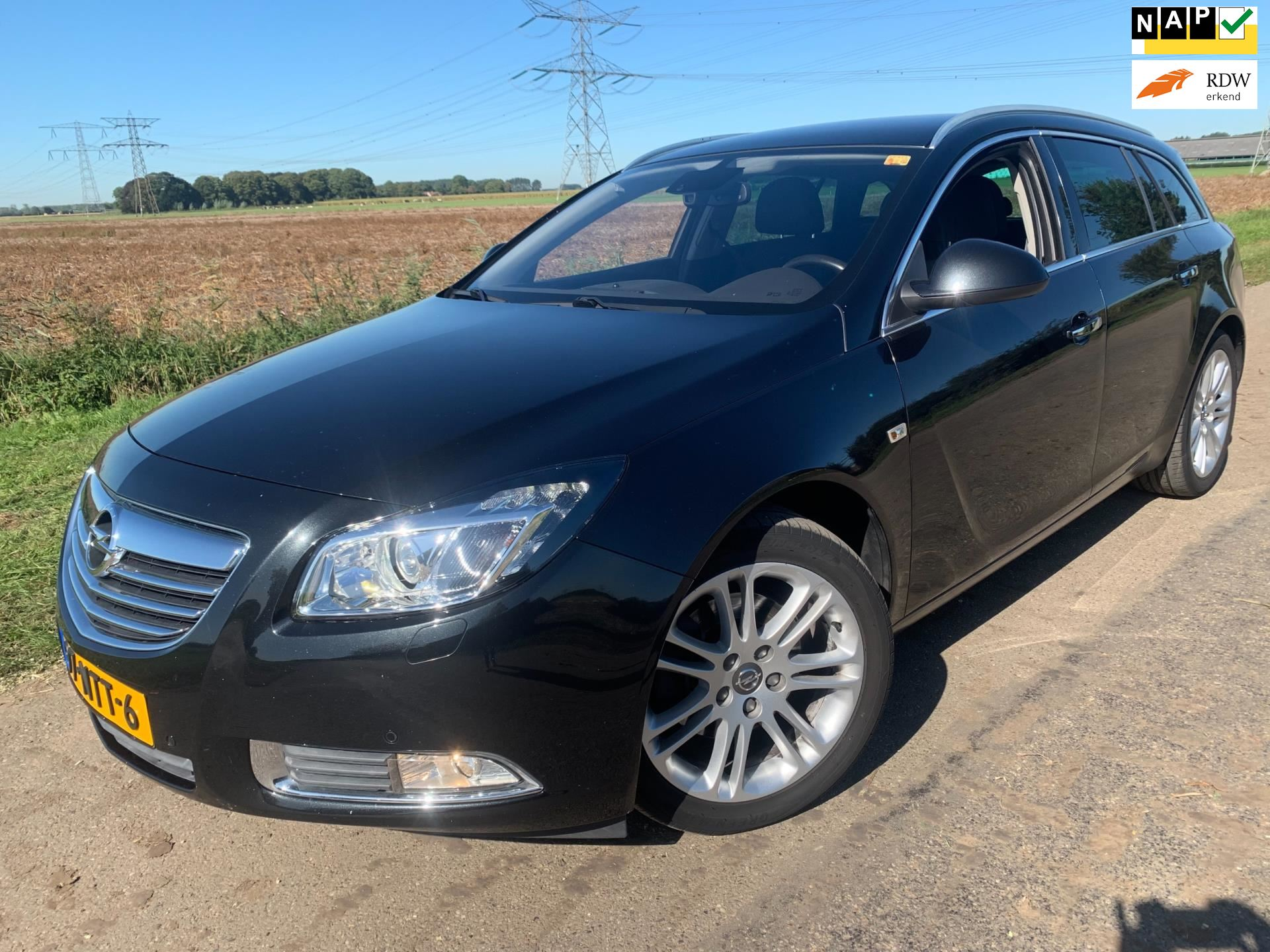 Opel Insignia Sports Tourer occasion - Van der Made Auto's