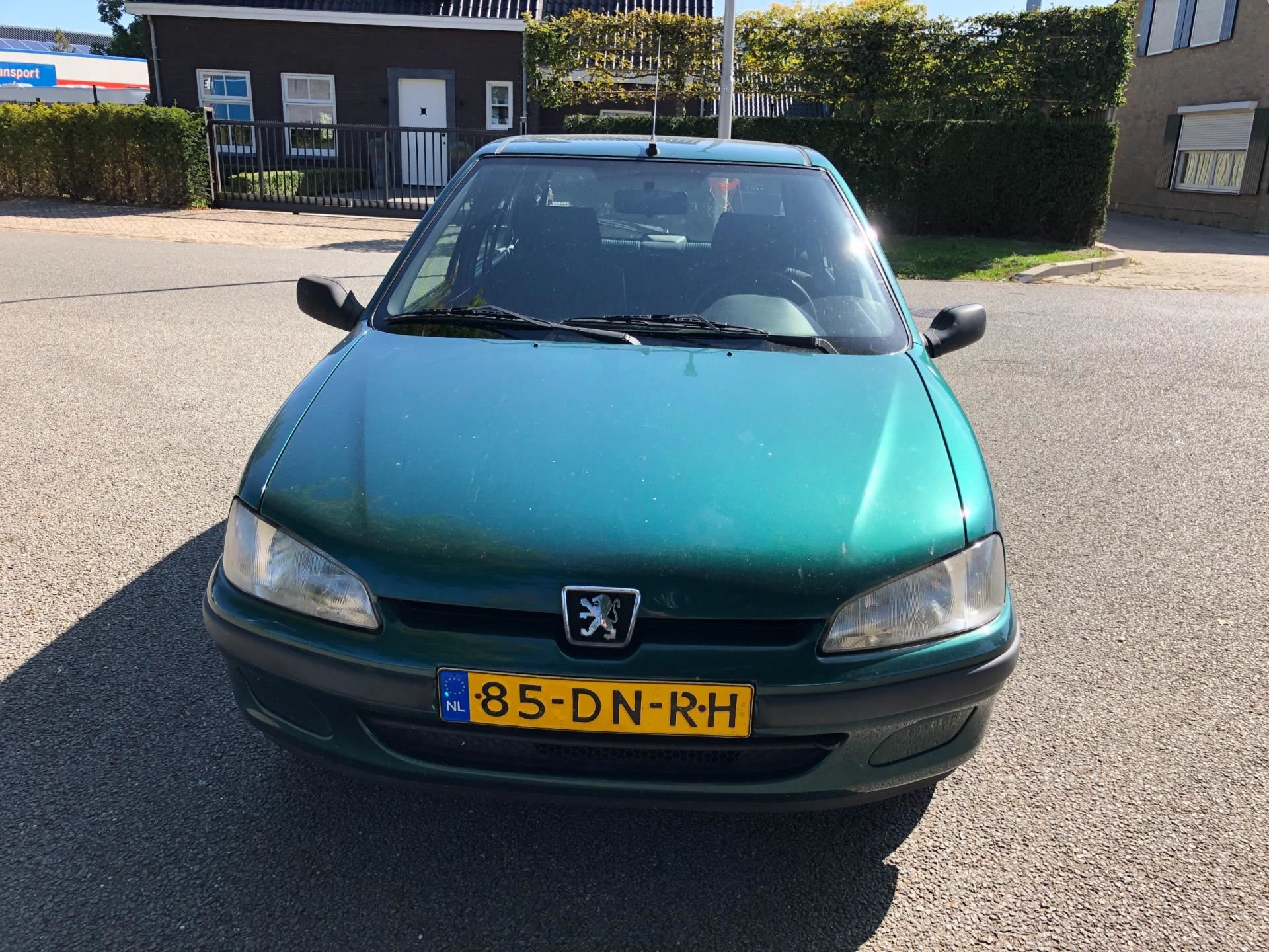 Peugeot 106 occasion - ABV Holland