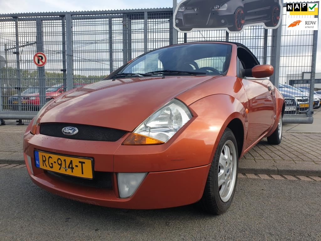 Ford Streetka occasion - Van Wanrooy Auto's