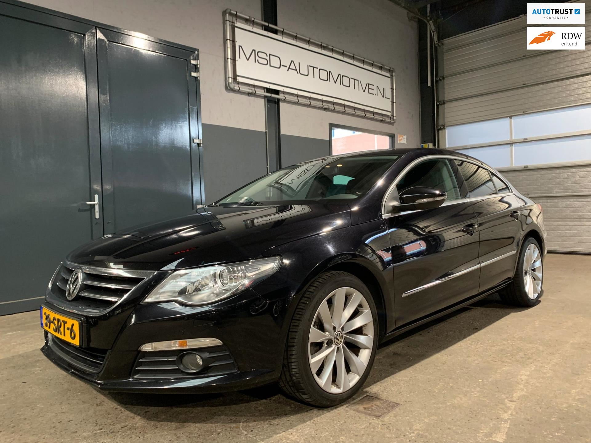Volkswagen Passat CC occasion - MSD Automotive