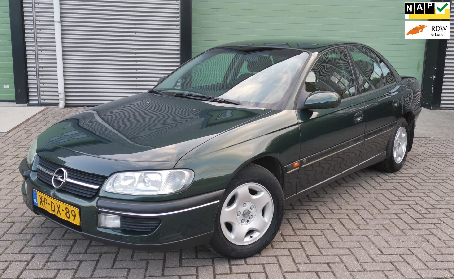 Opel Omega occasion - Car Trade Nass