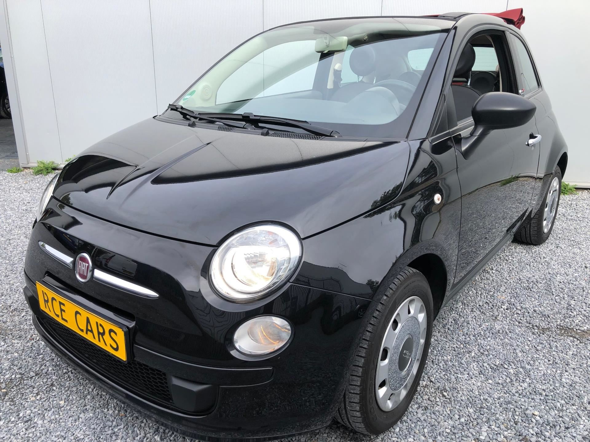 Fiat 500 C occasion - RCE Cars
